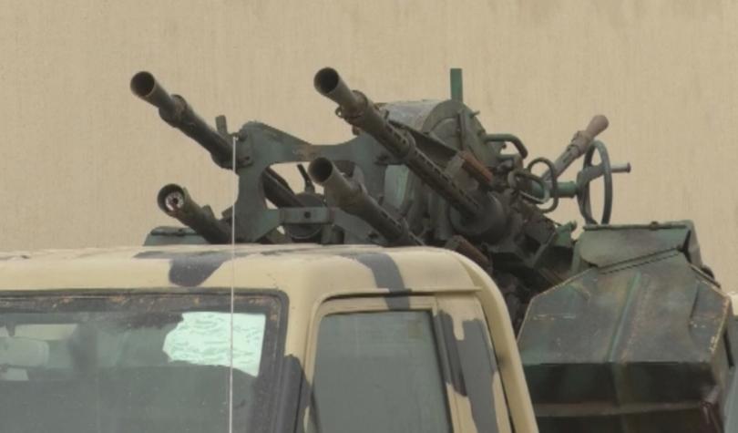 силите хафтар превзели бившето летище триполи два близки града