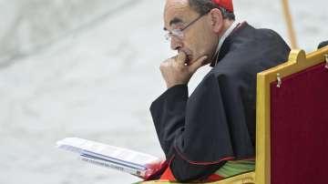 Условна присъда за кардинала на Лион: Прикривал сигнали за педофилия