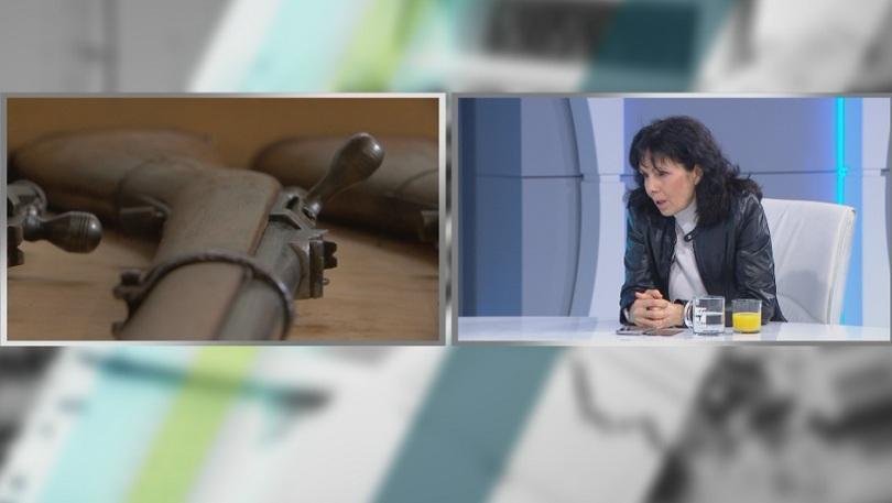 БНТ е първата телевизия, която отваря темата за музейните обири.