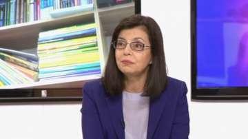 Меглена Кунева: Учителите са готови да се справят с новите учебници и програми