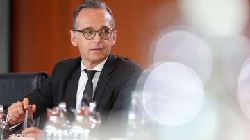 Външният министър на Германия ще се срещне с президента Радев