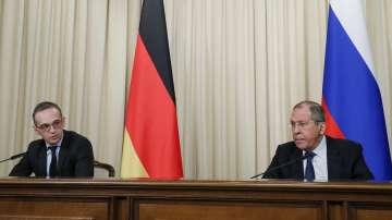 Външните министри на Русия и Германия разговаряха в Москва