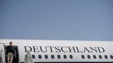 Самолетен инцидент блокира обиколката на германския външен министър в Африка
