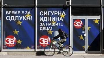 Втори ден за размисъл преди референдума в Македония
