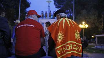ВМРО - ДПМНЕ призова правителството в Македония да подаде оставка