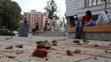 Ново земетресение в района на Скопие е било регистрирано тази нощ