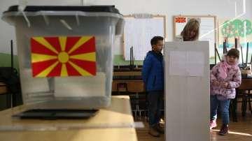 Спокойно протичат предсрочните парламентарни избори в Македония