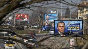 Македония стигна и до избори