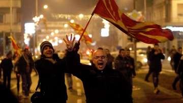 Оспорвани резултати на предсрочните парламентарни избори в Македония