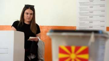 Най-вероятно ще има втори тур на президентските избори в Северна Македония