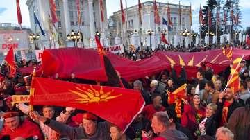 Финален етап на кампанията за президентските избори в Северна Македония