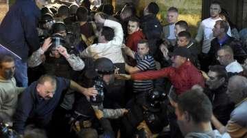 Политически реакции у нас за ситуацията в Македония