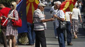 ВМРО-ДПМНЕ ще приеме резултата от референдума за името на Македония