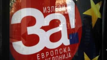 Македонската опозиция не признава резултата от референдума