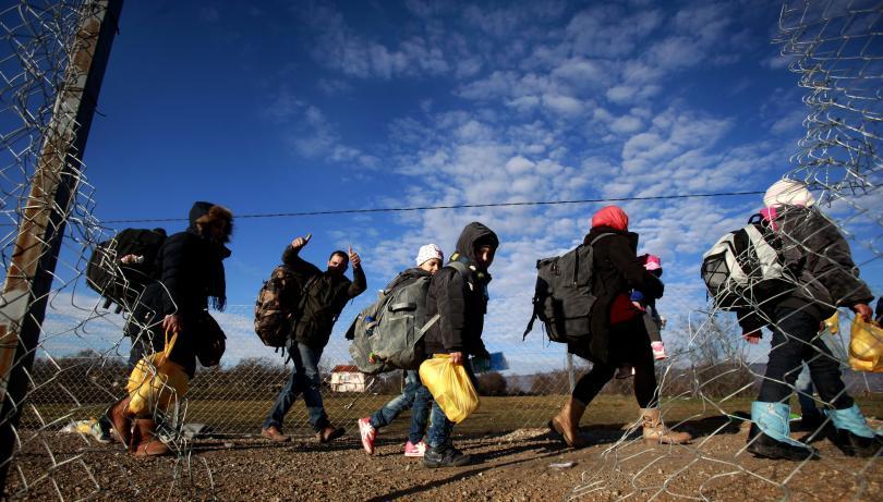 Икономика за бежанците