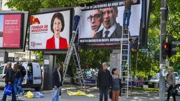 Северна Македония избира нов президент