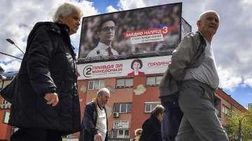 В Северна Македония отново избират