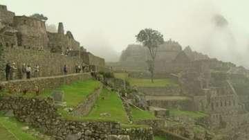 Две нови каменни рисунки откриха в Мачу Пикчу