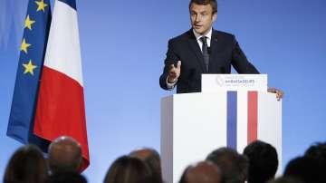 Макрон: Борбата срещу тероризма е приоритет на френската дипломация