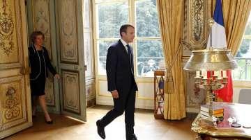 Макрон представя предложения за реформиране на еврозоната