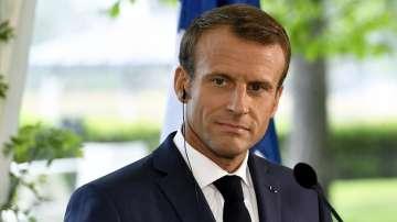 Шестима са задържани във Франция при разследване на заплахи срещу Макрон