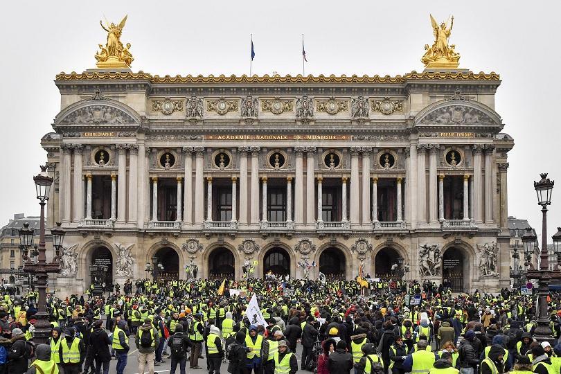 Френският бюджетен дефицит догодина вероятно ще надхвърли тавана от 3