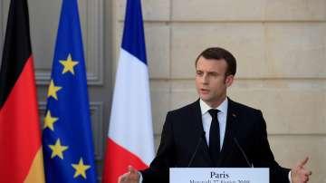 Макрон: Време е британските лидери да решат как страната им ще напусне ЕС