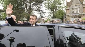 Макрон се среща с европейските лидери преди срещата на върха на ЕС