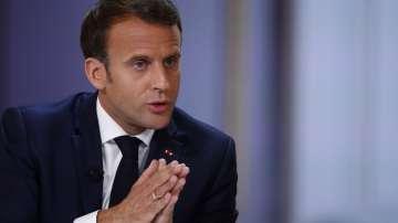 Макрон: Промените във Франция не бива да спират