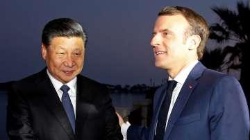 Визита на китайския президент Си Дзинпин във Франция
