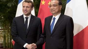 Макрон предлага на Китай възможност за инвестции във Франция