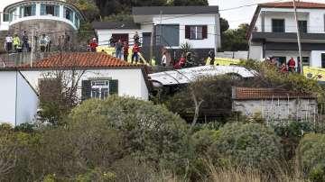 29 са жертвите на автобусната катастрофа на о-в Мадейра