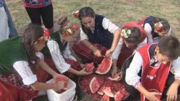 Празник на динения маджун в силистренското село Смилец