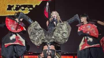 Мадона спечели дело за плагиатство