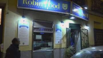 Робин Худ храни бедни в Мадрид