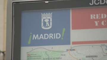Ограничават скоростта на движение по мадридските улици до 30 км/ч