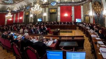 В Мадрид започна процес срещу 12 каталунски лидери