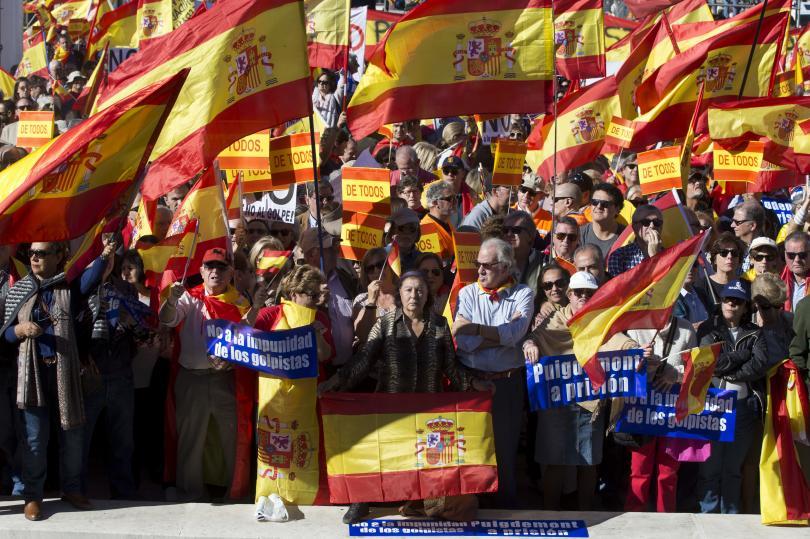 снимка 1 Белгийският ход на Пучдемон и как беше приет в Барселона и Мадрид?