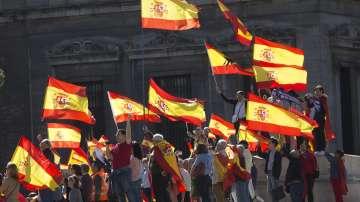 Мадрид не коментира речта на Карлес Пучдемон