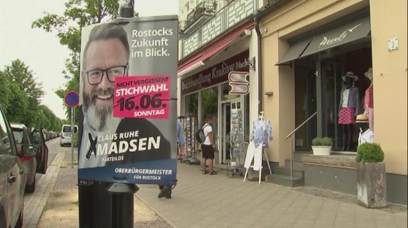 46-годишният датски бизнесмен Клаус Руе Мадсен стана първият чужденец, избран