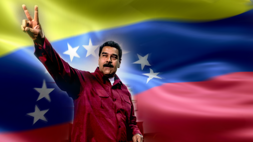 Президентът на Венецуела Николас Мадуро за първи път се е