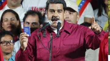 Първи кадри и арести след покушението над Николас Мадуро
