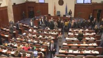 Бурни реакции за Закона за езиците в Македония