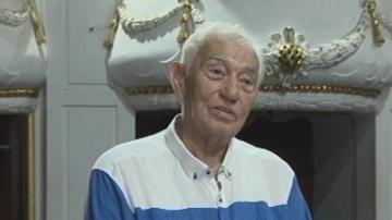 Маестро Борислав Иванов на 88 години