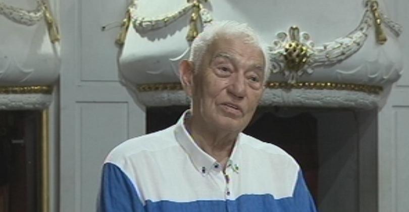 Доайенът сред българските диригенти - Маестро Борислав Иванов, отпразнува 88-мия