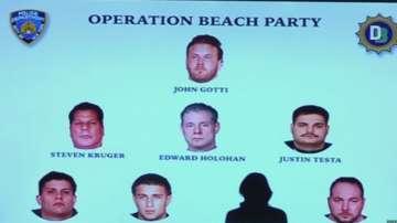 Арести на мафиоти в САЩ