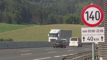 Австрия тества скорост 140 км/ч по магистралата