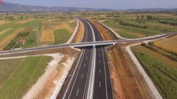 Транспортните министри на България и Сърбия инспектират магистралата Ниш-София