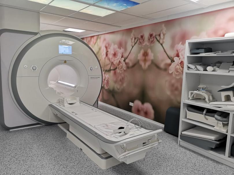 Снимка: Нов томограф започва работа във ВМА