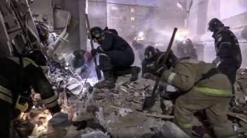 Расте броят на жертвите в Магнитогорск